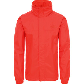 The North Face Resolve 2 Giacca Uomo, fiery red